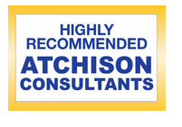 Atchison logo Highly Recommended