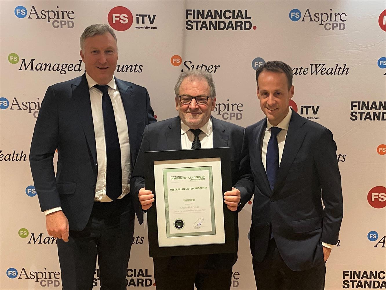 Maxim Property Securities Fund 2020 Award winners
