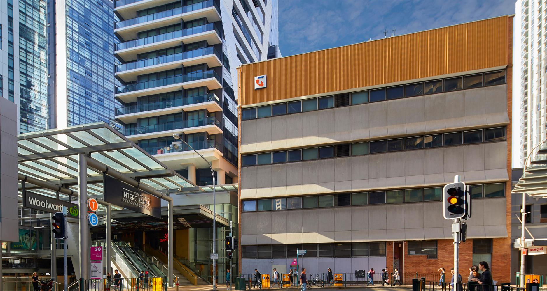 Chatswood - Telco Exchange