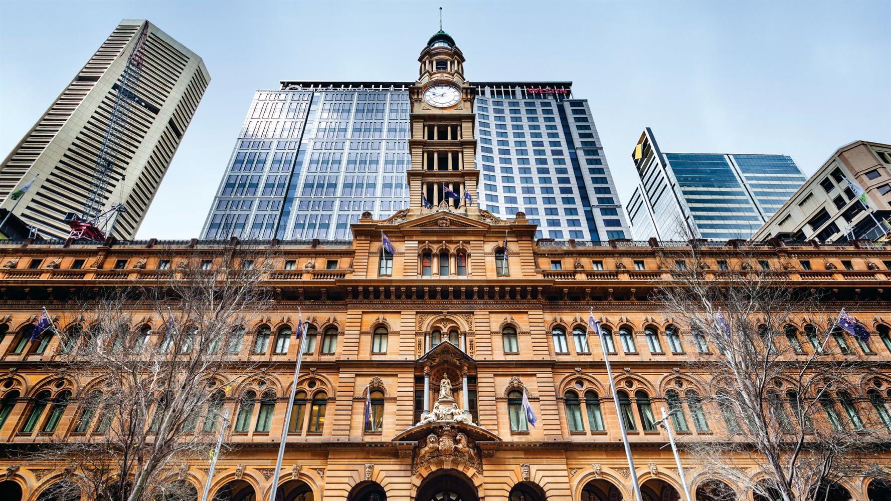 No. 1 Martin Place, Sydney