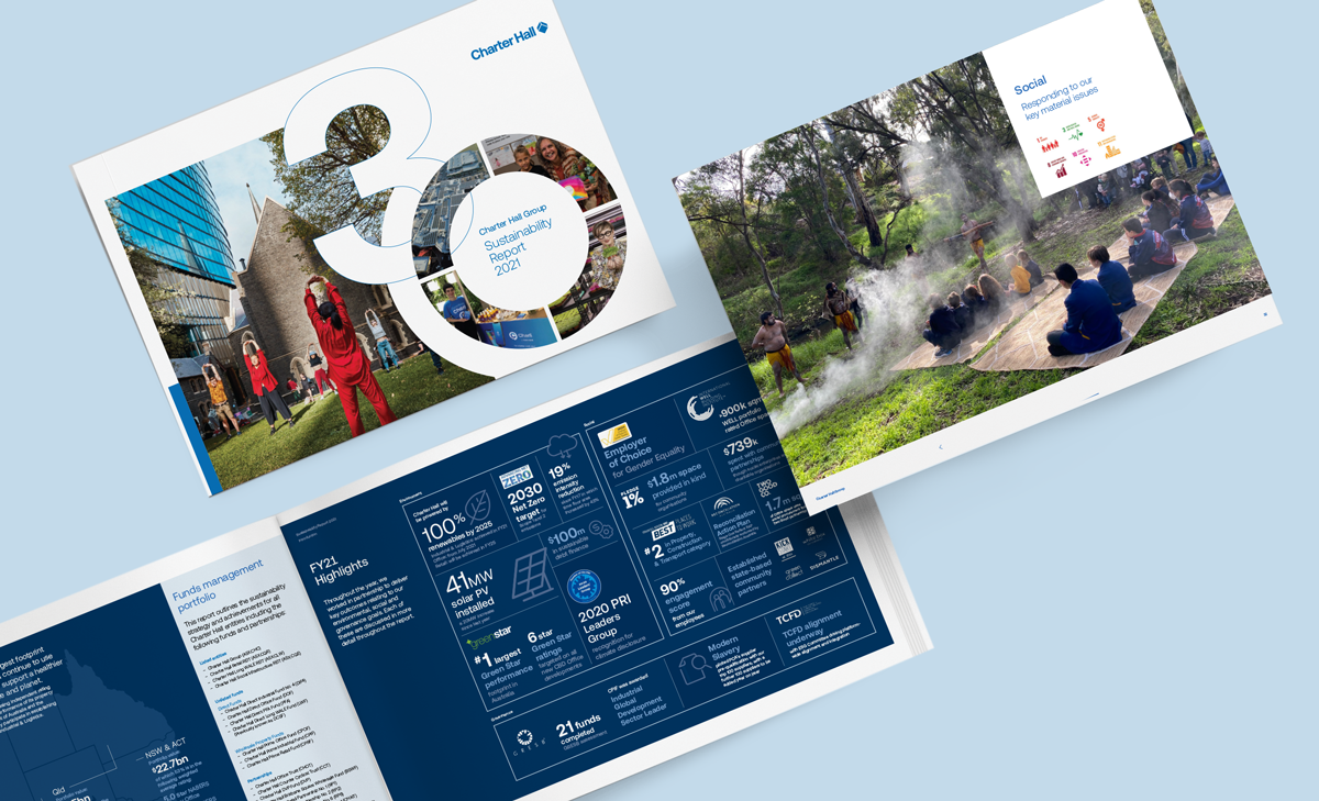 Charter Hall Sustainability Report FY21